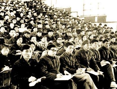 南方周末高考30年:北大法律系77级那班人