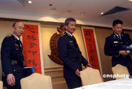 香港海关关长:海关工作成功体现一国两制