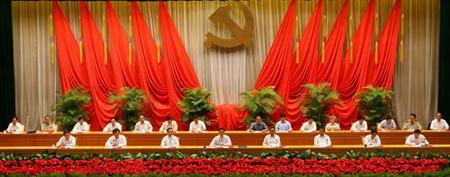 胡锦涛:做到四个坚定不移对大局至关重要