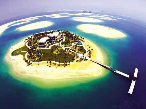迪拜高清可放大地图
