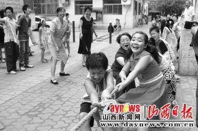 太原市桃园南路二榨菜举办趣味暑期社区孕妇乌江少儿首届图片