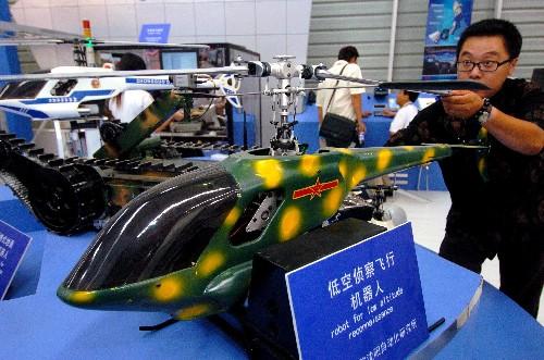 中国装备制造 瞄准更大 更强图片