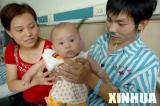 河南陕县获救矿工已有67位康复出院(图)
