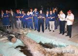 山东新泰溃水煤矿每小时排水量增加到3500立方