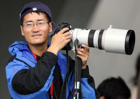 现代快报摄影记者泱波