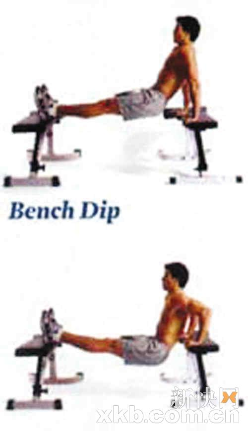 坚持每天几分钟,练就结实肌肉