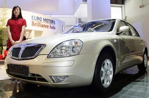 中国汽车抢滩法国市场