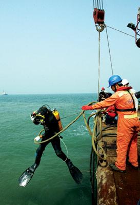 """专访""""南海一号""""考古队队长张威"""