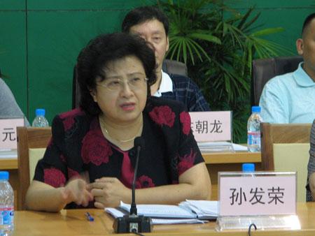 律师孙发荣:新社会组织代表替民维权