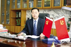 北京宣武区委书记谈文化创意产业建设