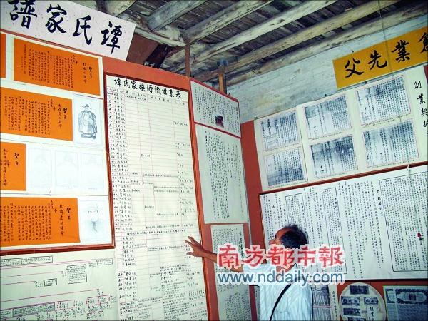 谭姓的人口_中国人口最多的五大姓,有你的姓吗