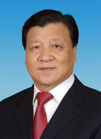 刘云山同志简历