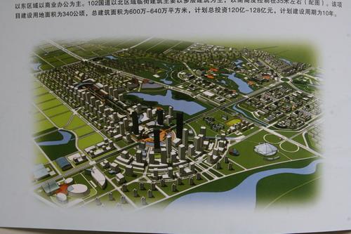 长春规划图长春规划图 长春南部新城规划图; 在八一水库以北; 长春市