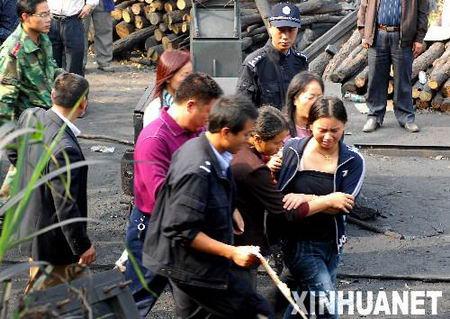 江西零线煤矿事故被困人员可能将被发现