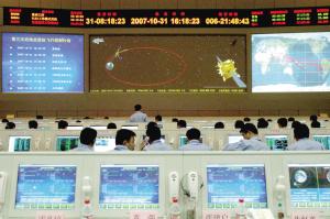 专家称嫦娥卫星奔月已成功一半