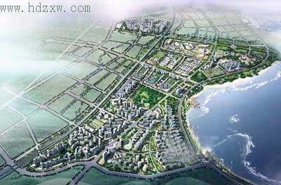 泉州东海,城东,桥南片区打造生态型安置区