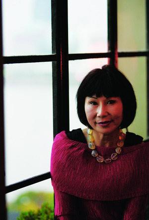 华裔美国作家谭恩美专访