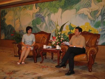 中美元首会中国革命与共产党》晤