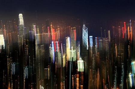 图文:上升香港