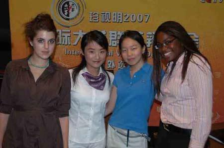 图文:海外选拔赛美国之旅