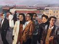 早年收藏中国油画