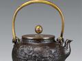 铁壶茶道具