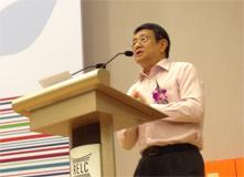 新加坡中华总商会董事李秉萱致辞