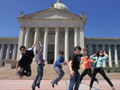 MDIS学生美国OCU校园生活