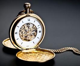 1分钟让你了解钟表的百年历史