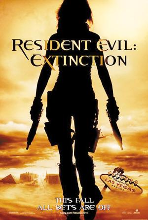 《生化危机3》电影海报欣赏