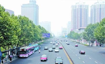郑州花园路:黄金支点撬起一路繁华