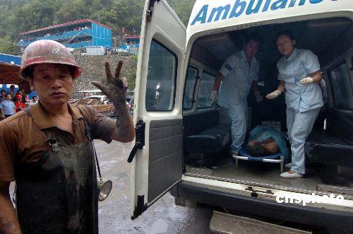 湖北隧道事故救援进展:12人仍被困施救难度加大