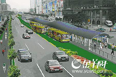 """征求市民的意见,广州市政设计院也专门建立了""""brt""""网站."""