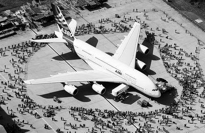 A380试飞遇故障