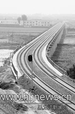 王万铁路联络线开通实现我省原煤快速外运