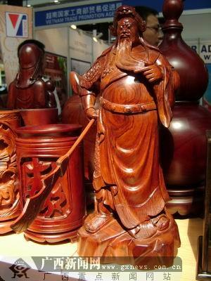 图说博览会:东南亚紫檀木雕最低800块