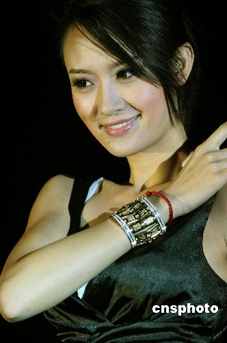 第五届中国珠宝首饰设计大奖赛作品风格独特