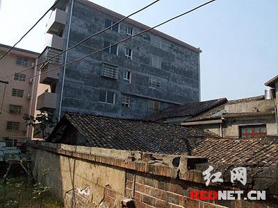 """告别老房子,保证城市最底收入家庭有房子居住,这是醴陵市近年来推行"""""""