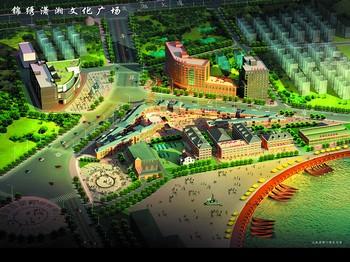 湖南科技大学手绘