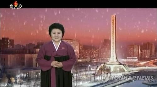 韩媒:朝鲜纪念金正日逝世三周年 李春姬念悼词