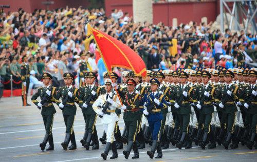 环球时报:大阅兵必会提升中国社会的凝聚力