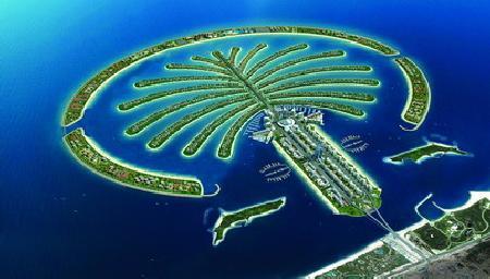 青岛复制棕榈岛