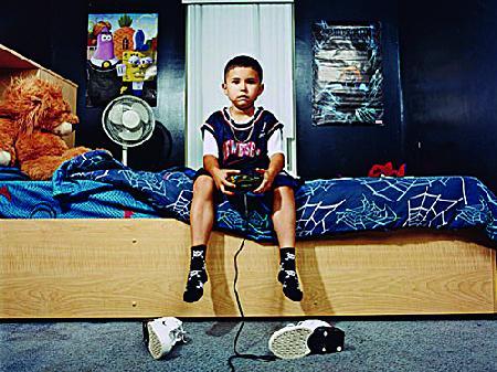 九岁电玩神童的虚拟与真实
