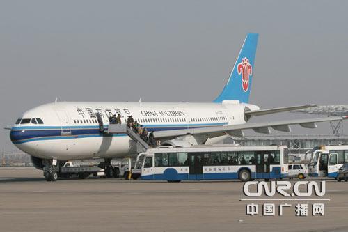 南航空飞天_南航将开通深圳—天津往返航线; 倚窗观风:\