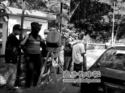 偷运者深圳加油后在香港转售日赚万元
