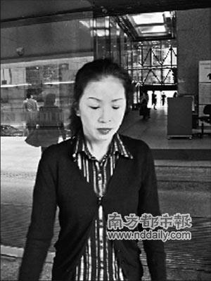 三陪女持性爱录像勒索香港高官(图)