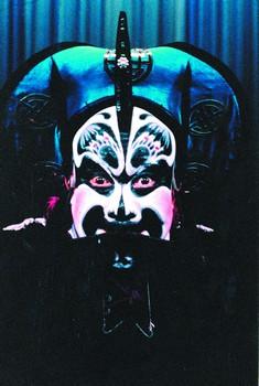 黑脸的张飞---脸谱蕴含的文化底蕴独特深刻!