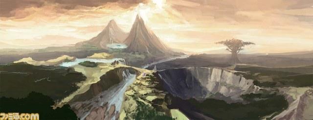 PSV《伊蘇:塞爾塞塔的樹海》遊戲畫面