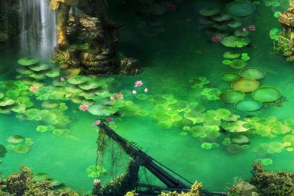《九龍朝》遊戲截圖
