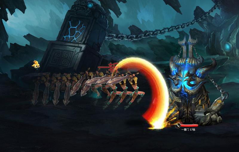 《神將三國》遊戲截圖